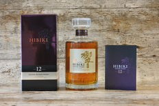 Hibiki 12 years old Suntory in original box