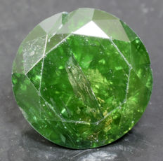0.71 ct Green Diamond ** no reserve **