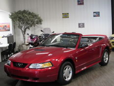 Ford - Mustang 3.8 V6 EE.UU. - 1999