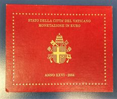 "Vatican - Euro Coin Set 2004  ""John Paul II """