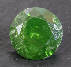 0.36 ct Green Diamond ** no reserve **