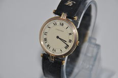 Cartier Vendôme Trinity 18K Solid Gold - Unisex Watch