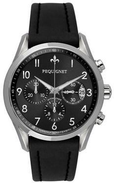 Pequignet Chronograph Elegance - Men's watch - 2016