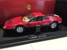 Kyosho - 1/18 scale - Ferrari 365 GT4/BB - red
