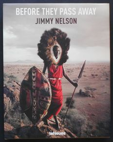 Jimmy Nelson - Before They Pass Away - 2015
