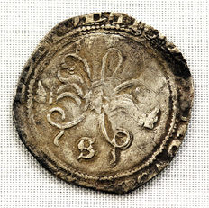 Spain - Catholic Monarchs - 1/2 real in silver (147401504) - Seville