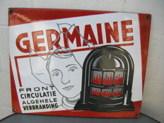 Germaine Stoves 1940/50
