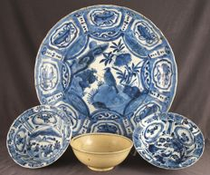 Collection Ming porcelain – China – Wanli period (1563–1620)