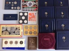 Europe - Collection of various sets (16 pieces in total)