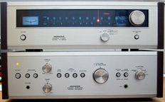 PIONEER SET SA-6200 and TX 6200  AMPLIFIER and TUNER