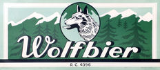Anonymous - Wolf bier - ca. 1930