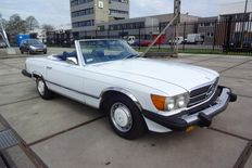 Mercedes-Benz - 450SL Roadster - 1974