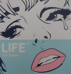 Ben Frost - Life 100 Tablets (Blue)