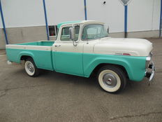 Ford - F100 Pick Up V8 automatic - 1957