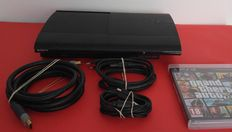 Playstation 3 ultra/ super slim 500GB PS3 incl. GTA 5