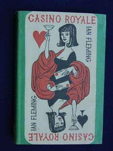 Ian Fleming - Casino Royale - 1962