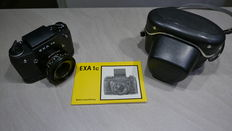 The Exa Ic with tessar 2,8/50 Carl Zeiss Jena  very good condition
