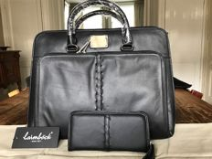 Laimböck - business bag and matching wallet - ***No minimum price***