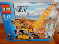 City - 7632 - Crawler Crane