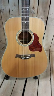 Crafter D6EQ/N Electro-Acoustic Guitar