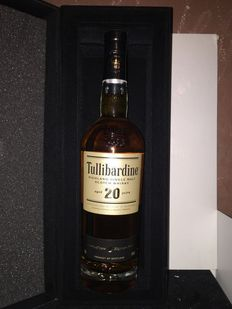 Tullibardine 20 years old - 70cl 43%