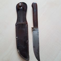 German hunting or private production trench dagger beautifully stamped.