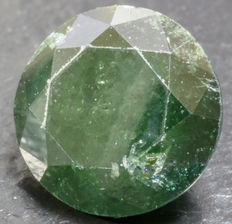 0.77  ct Green Diamond ** no reserve **
