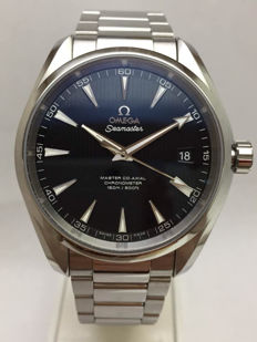 Omega Seamaster – Men's Wristwatch – Recent