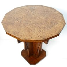 Inlaid Art Deco Table