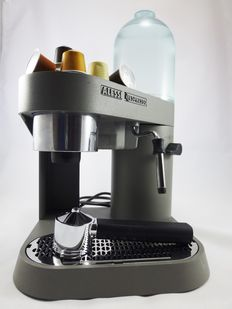 Richard Sapper für Alessi-Espressomaschine RS 05