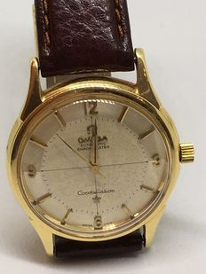 "Omega Constellation Chronometer ""Piepan"" - men's watch -  1960's"
