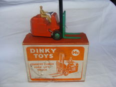 Dinky Toy - Scale 1/43 - Coventry Climax Fork Lift Truck No.14C