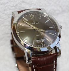 Chronosswiss Pacific Automatic Brown Dial Fancy Watch - men's watch - 2000's