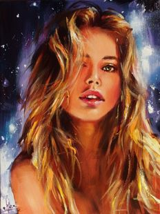 Original; Ewa Switala - Galaxy [Doutzen Kroes] - 2017