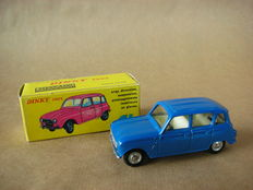 Dinky Toys-ES - Scale 1/43 - Renault 4 L No.518