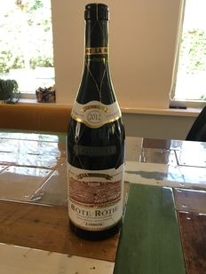 2012 E. Guigal Cote Rotie La Mouline, Rhone - 1 bottle (75cl)