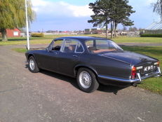 Jaguar XJ6 series 1 - 1972