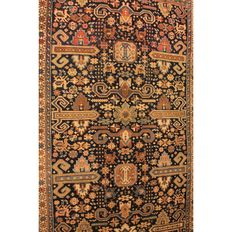 Collector's item, beautiful antique hand-knotted oriental carpet – Kazak, Kasak, Caucasus piribedile – circa 1930 – old rug – 200 x 130 cm