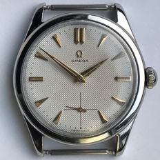 Omega small second