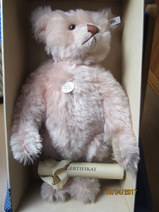 Steiff replica 1994: Teddy Bear of 1927 Rose 48, limited - 407192