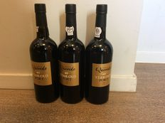 40 Year Old Tawny Port Quevedo – 3 bottles (75cl)