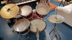 Vintage 1970s/80s Drum kit Aria percussion