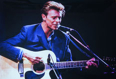 David Bowie - Roxy Theatre - Hollywood - 1990