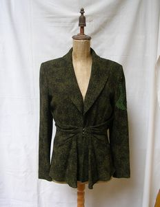 Christian Lacroix - Slim-waist jacket