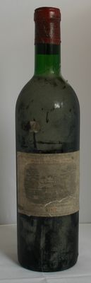1972 Chateau Lafite Rothschild Pauillac - 1 bottle (75cl)