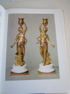 Geoffrey de Bellaigue - Furniture, Clocks and Gilt Bronzes, The James A. de Rothschild Collection at Waddesdon Manor (2 volumes)  - 1974
