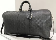 GUCCI – Guccissima – Extra large travel bag