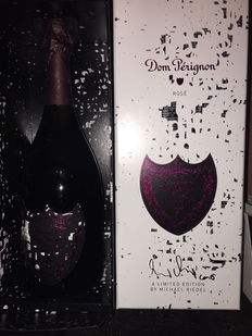 2004 Dom Perignon Limited Edition by Michael Riedel Brut rosé, Champagne – 1 bottle (75cl)