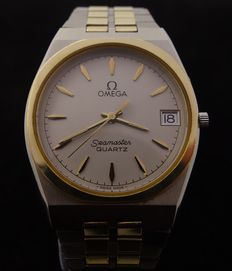 Omega Seamaster Quartz - Men's WristWatch - 1980's
