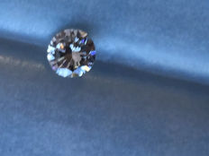 Lot of one 0.45 ct, brilliant cut diamond, 0.45 ct in total, G (clear white) VS (high clarity).